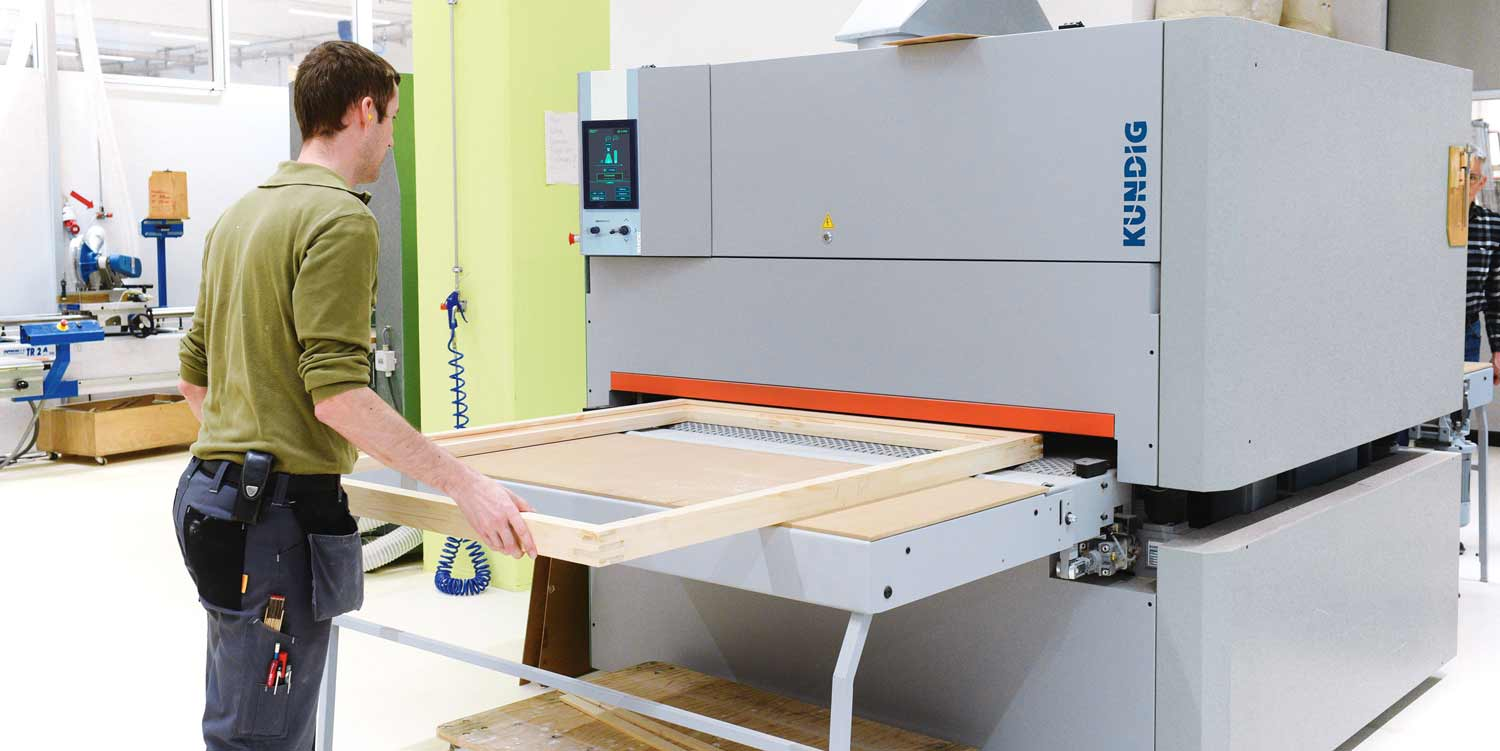 Window Frame Sanding Machine